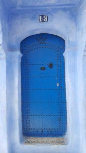 puerta chaouen Marruecos en colores unik maroc tours