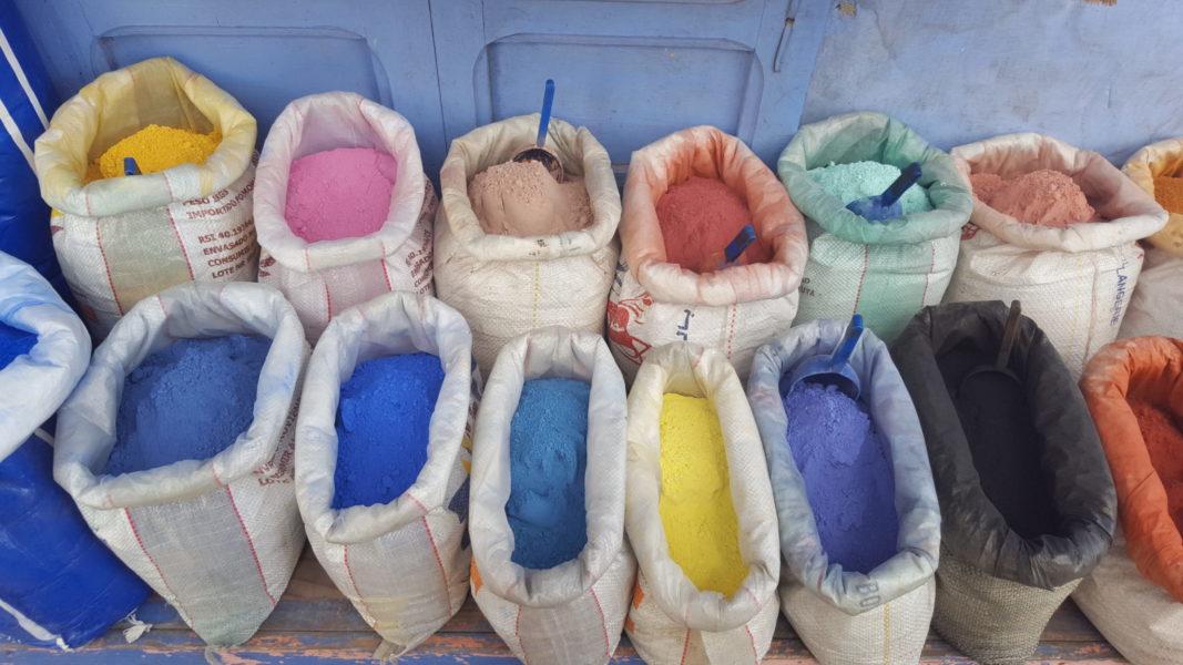 Marruecos en colores