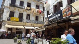 plaza petit zoco medina Tánger