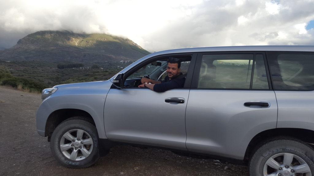 razones para contratar transporte con conductor en tu viaje a Marruecos