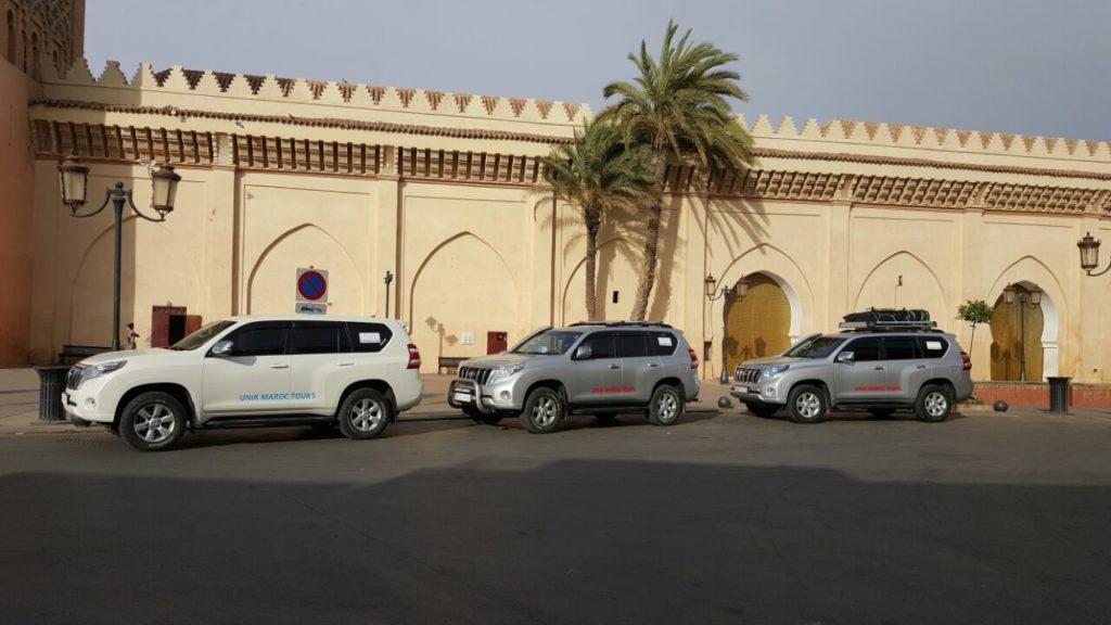 a que aeropuerto volar a Marruecos