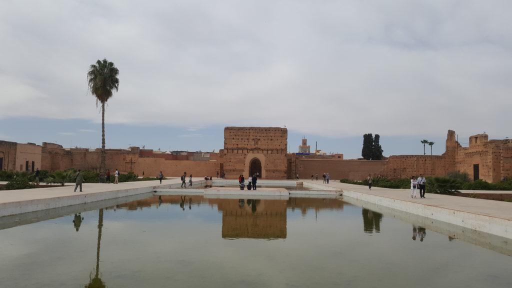 Palacio Badi Marrakech unik maroc tours