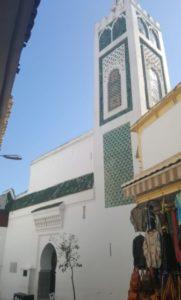 mezquita Tanger unik maroc tours