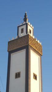 minarete Tánger