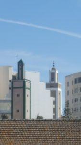 minaretes de Tanger