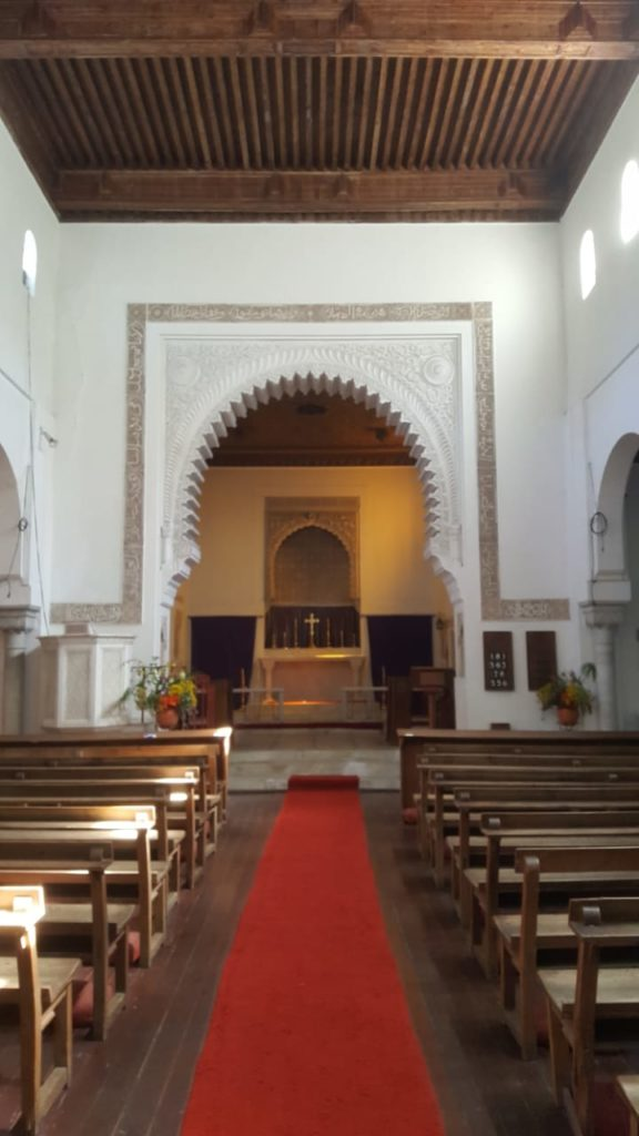 iglesias tanger unik maroc tours