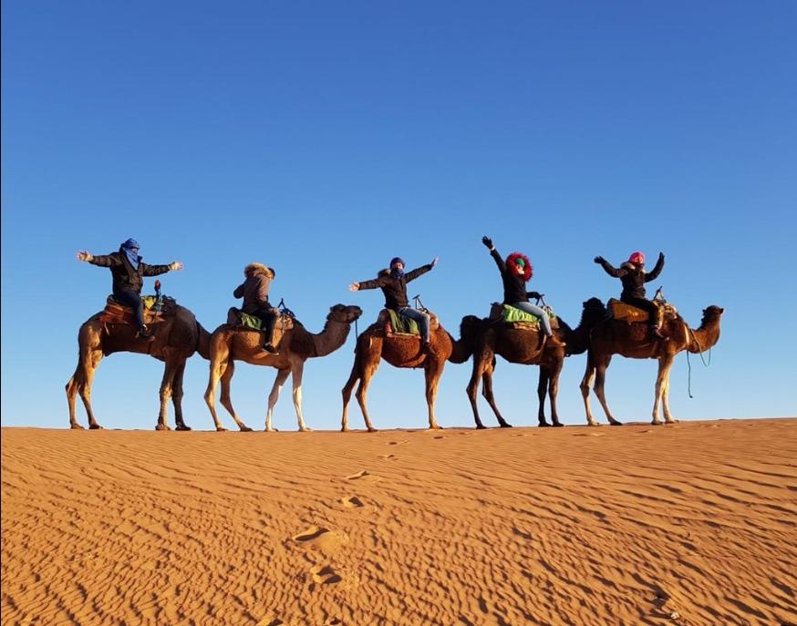 3 days sahara desert Excursion desierto unik maroc tours