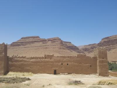 De kasbahs de Marruecos