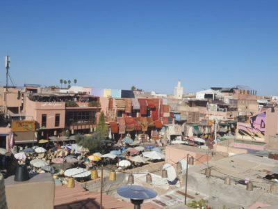 Acumulando experiencia en turismo en Marruecos