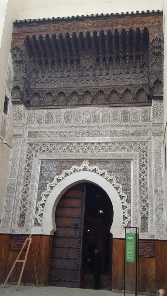 Foundouk Nejjarine Fez Marruecos unikmaroctours
