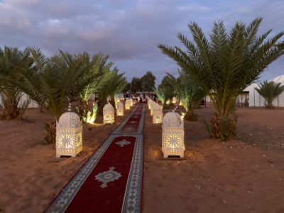 Nochevieja / Fin de año en Marruecos
