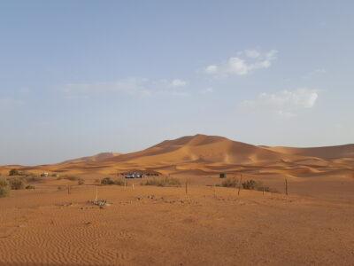 Desiertos en Marruecos, Zagora o Merzouga ?