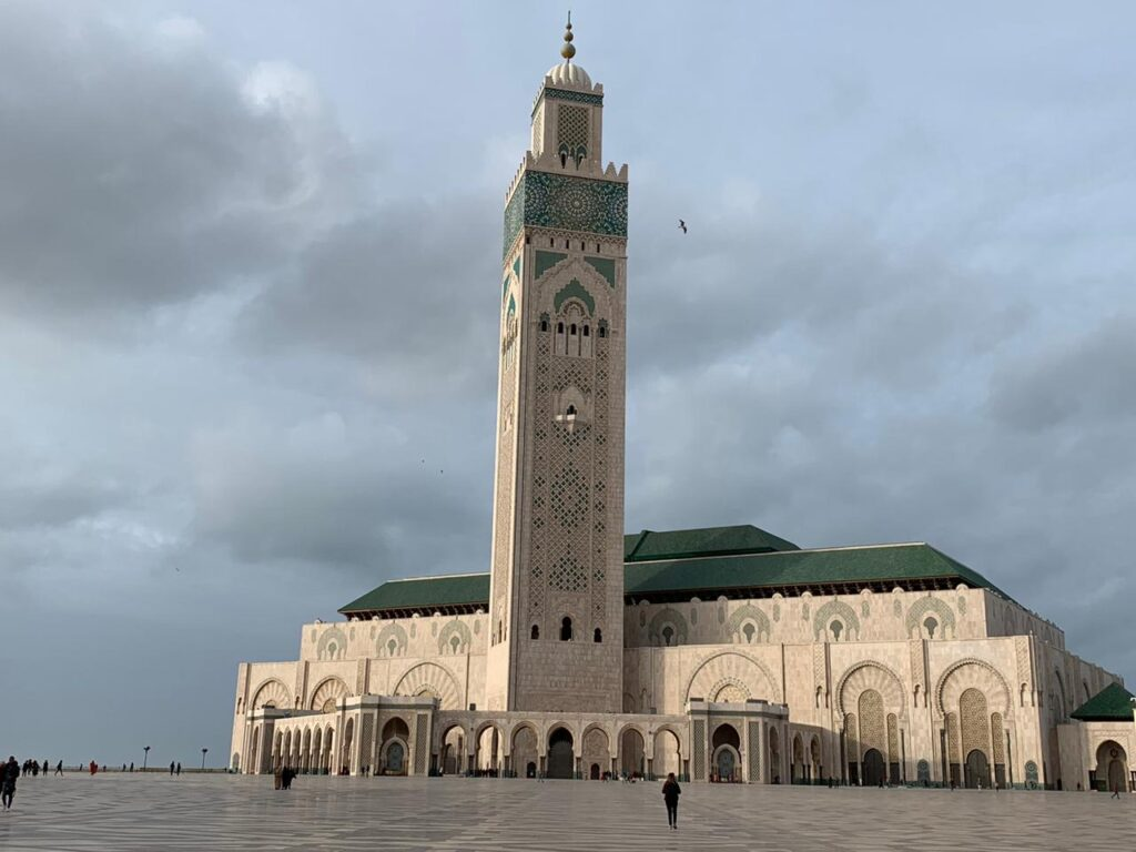 casablanca mosque hassan II unik maroc tours