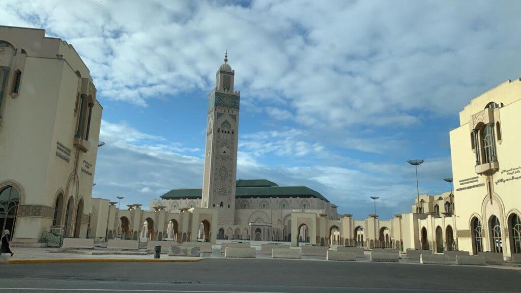 Casablanca Mezquita hassan II