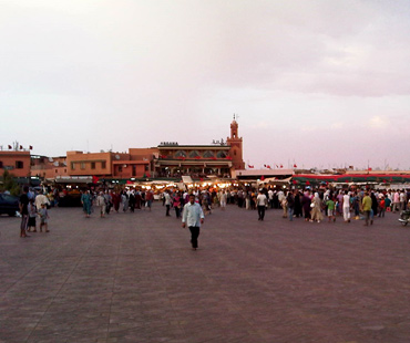 norte de Marruecos Marrakech unikmaroctours