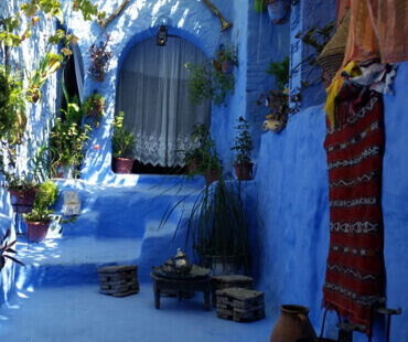 Discover north of Morocco